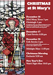 Christmas Services Poster